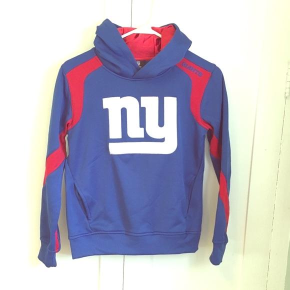 san francisco f36fb 56c43 NFL team apparel NY Giants hoodie